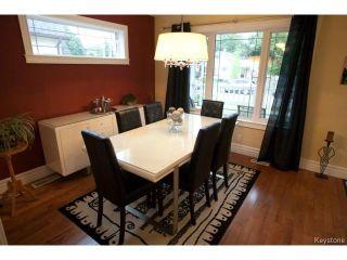 Photo 3: 134 Harrowby Avenue in WINNIPEG: St Vital Residential for sale (South East Winnipeg)  : MLS®# 1420908