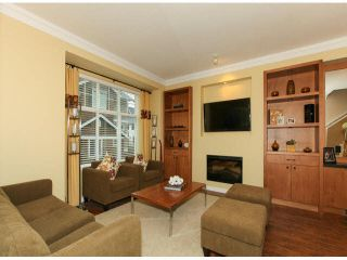 """Photo 3: 2 3009 156TH Street in Surrey: Grandview Surrey Townhouse for sale in """"KALLISTO"""" (South Surrey White Rock)  : MLS®# F1327261"""