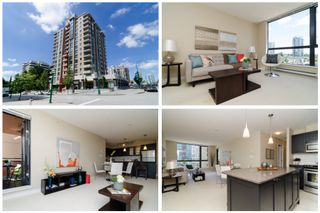 "Photo 1: 504 7225 ACORN Avenue in Burnaby: Highgate Condo for sale in ""AXIS"" (Burnaby South)  : MLS®# V1071160"