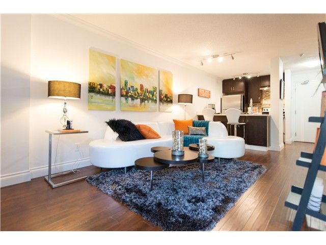 FEATURED LISTING: 414 - 1040 PACIFIC Street VANCOUVER
