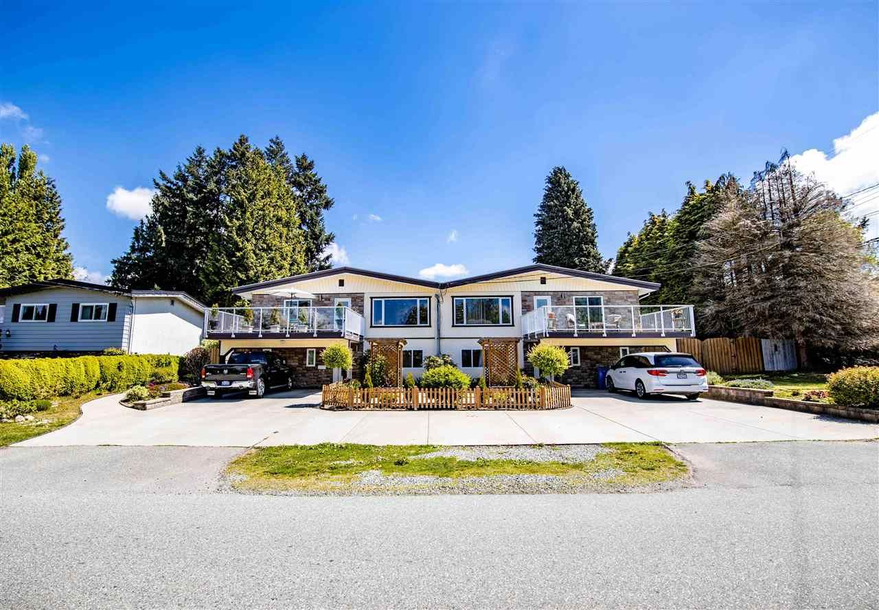 Main Photo: 2442 - 2444 LILAC Crescent in Abbotsford: Abbotsford West Duplex for sale : MLS®# R2575470