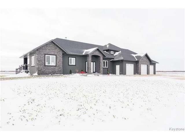 Main Photo: 37030 Mile 70 N Road in Brokenhead: Single Family Detached for sale (R03)  : MLS®# 1704989