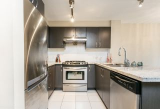"""Photo 1: 107 9199 TOMICKI Avenue in Richmond: West Cambie Condo for sale in """"MERIDIAN GATE"""" : MLS®# R2185974"""