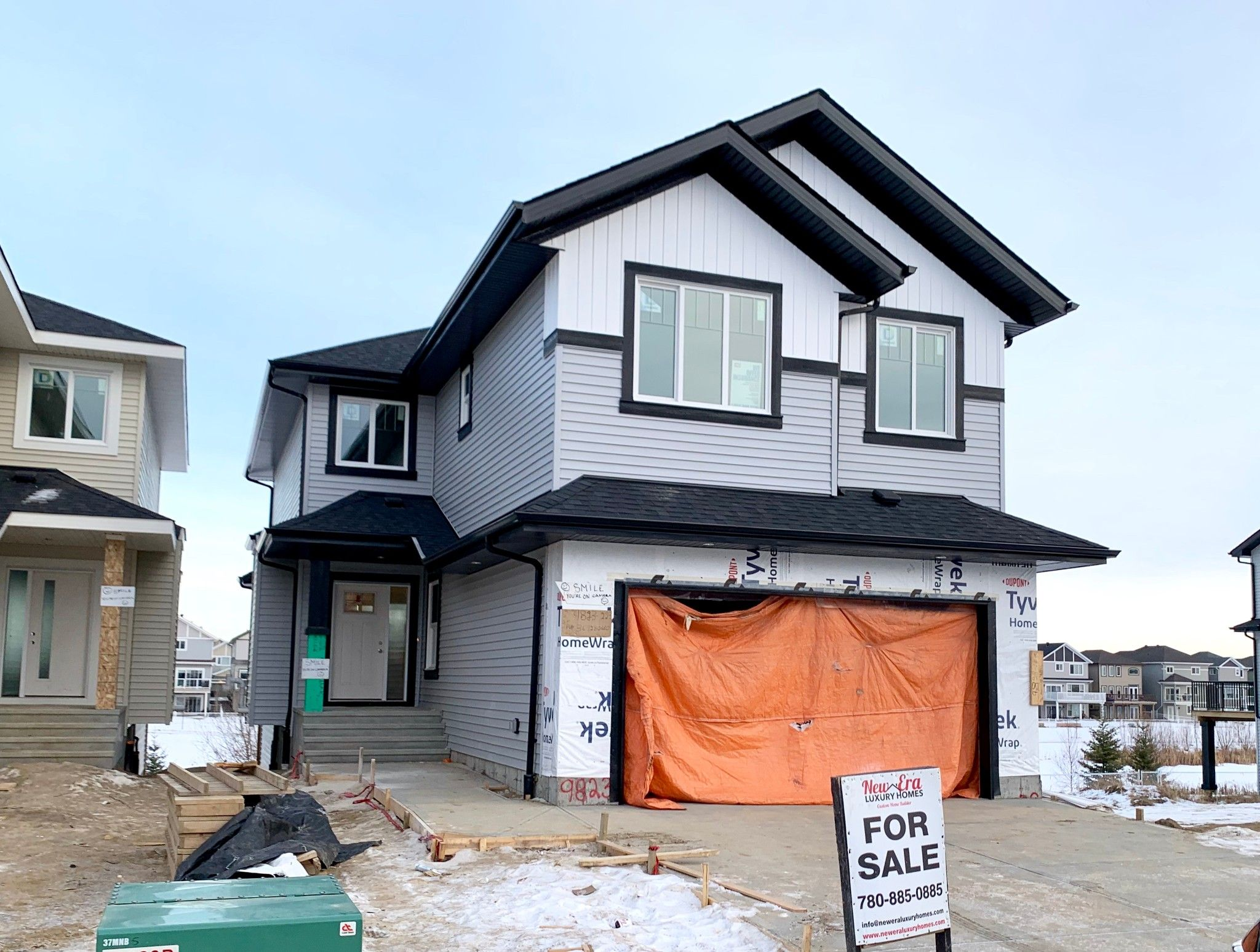 Main Photo: 9823 223 Street NW in Edmonton: House for sale : MLS®# E4224215