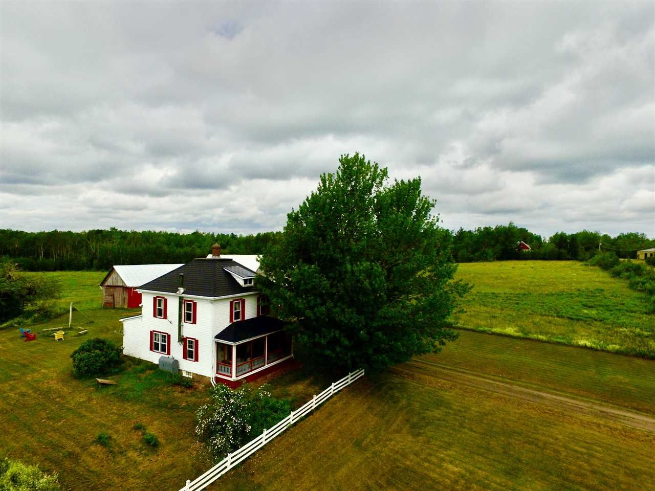 Main Photo: 1023 Meadowville Station Road in Meadowville: 108-Rural Pictou County Residential for sale (Northern Region)  : MLS®# 202011771