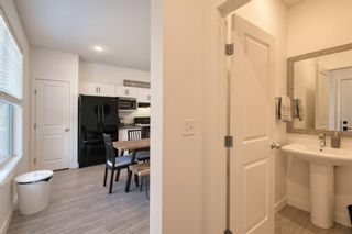Photo 13: 182 Silverado Boulevard SW in Calgary: Silverado Row/Townhouse for sale : MLS®# A1102908