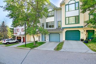 Photo 2: 7 Patina Point SW in Calgary: Patterson Row/Townhouse for sale : MLS®# A1126109