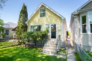 Photo 1: 187 Morley Avenue in Winnipeg: Riverview House for sale (1A)  : MLS®# 1910296