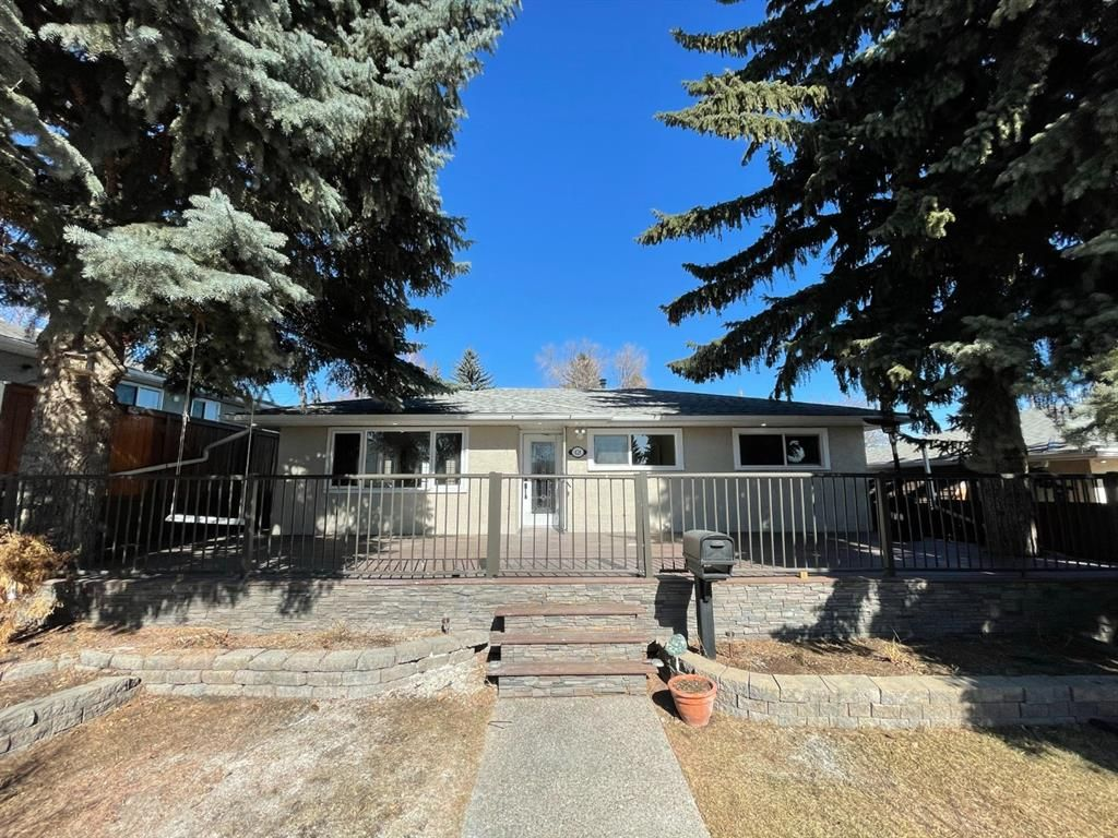Main Photo: 428 71 Avenue SE in Calgary: Fairview Detached for sale : MLS®# A1077708