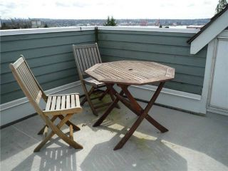 """Photo 9: 109 209 E 6TH Street in North Vancouver: Lower Lonsdale Townhouse for sale in """"ROSE GARDEN COURT"""" : MLS®# V882100"""