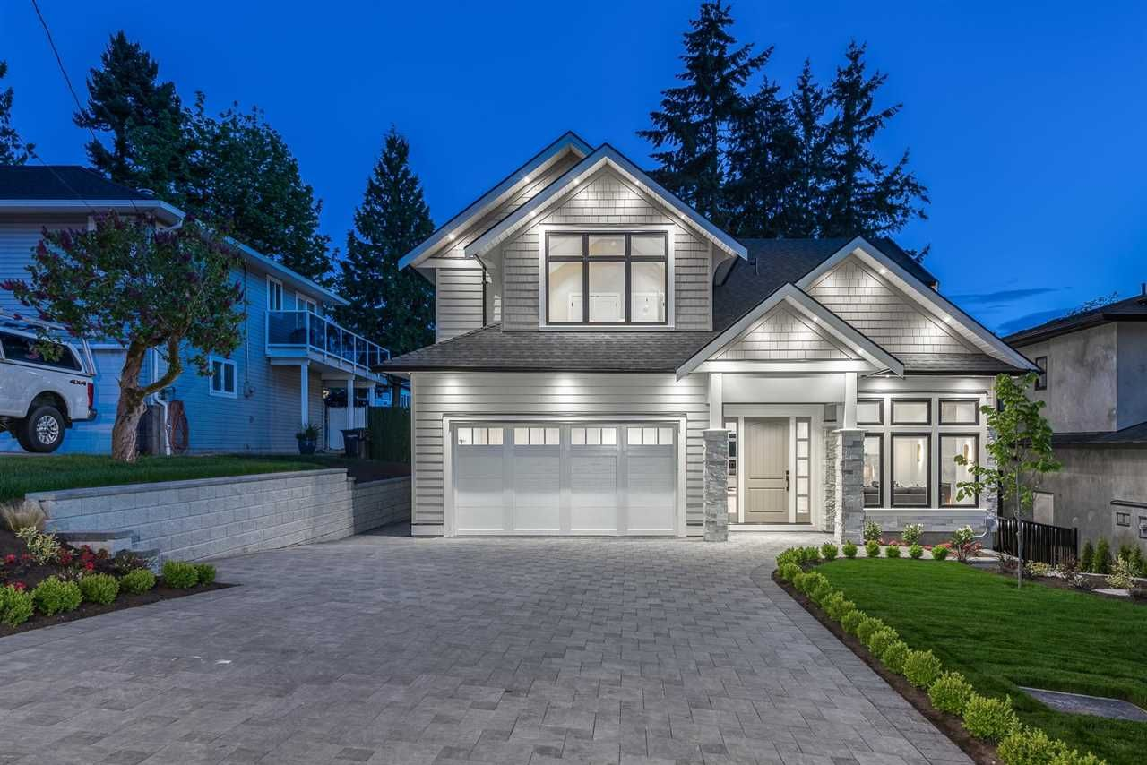 Main Photo: 1912 PETERSON Avenue in Coquitlam: Cape Horn House for sale : MLS®# R2576395
