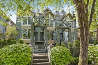 """Main Photo: 930 W 14TH Avenue in Vancouver: Fairview VW Townhouse for sale in """"FAIRVIEW COURT"""" (Vancouver West)  : MLS®# R2594556"""