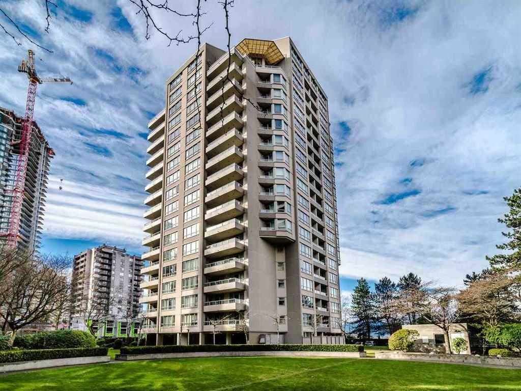 """Main Photo: 1003 6070 MCMURRAY Avenue in Burnaby: Forest Glen BS Condo for sale in """"La Mirage"""" (Burnaby South)  : MLS®# R2565266"""