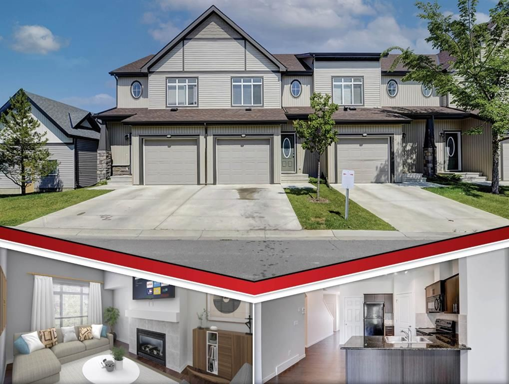 Main Photo: 72 Copperpond Landing SE in Calgary: Copperfield Row/Townhouse for sale : MLS®# A1129469