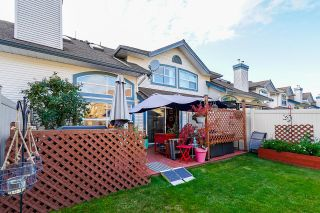 """Photo 38: 10 7250 122 Street in Surrey: East Newton Townhouse for sale in """"STRAWBERRY HILL"""" : MLS®# R2622818"""