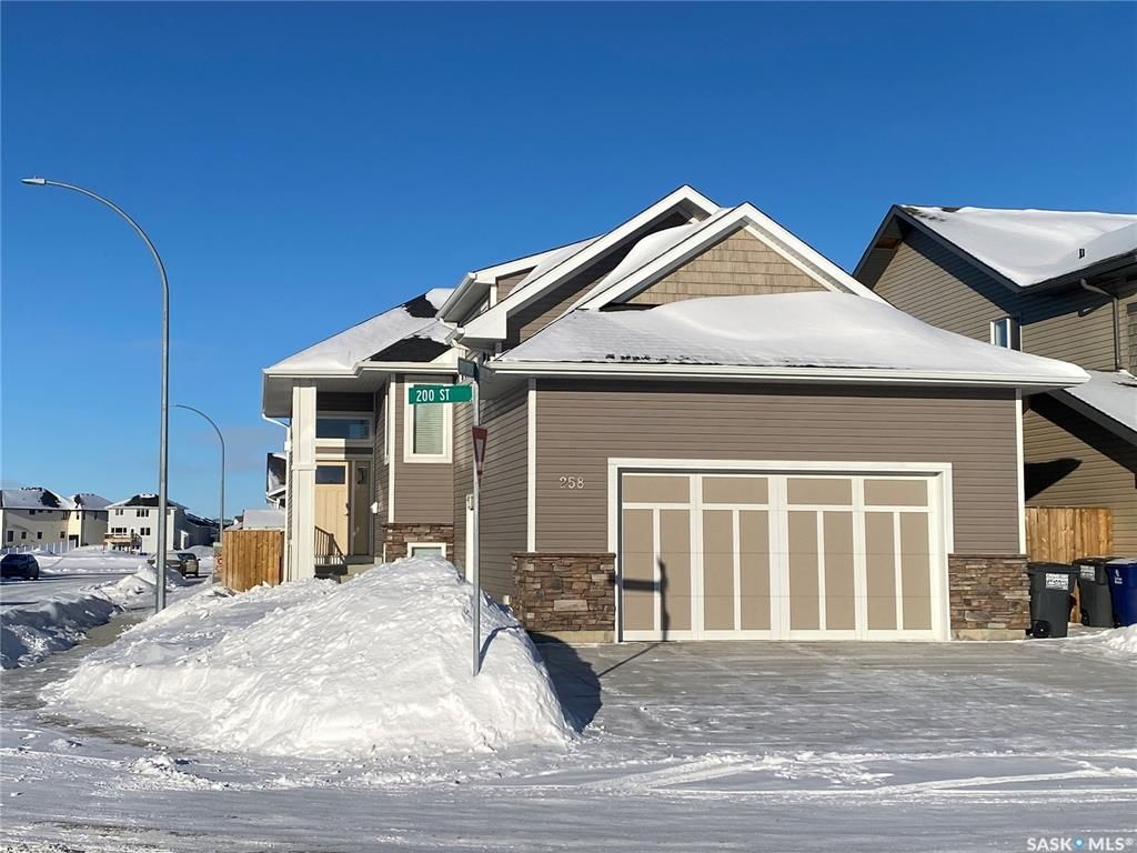 Main Photo: 258 Gillies Street in Saskatoon: Rosewood Residential for sale : MLS®# SK840103