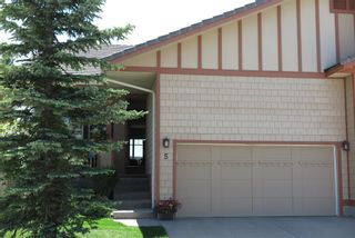 Photo 1: 5 Bridle Estates Road SW in Calgary: Bridlewood Semi Detached for sale : MLS®# A1120195