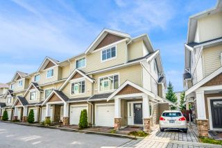 Photo 2: 33 12351 NO. 2 ROAD in Richmond: Steveston South Townhouse for sale : MLS®# R2561470