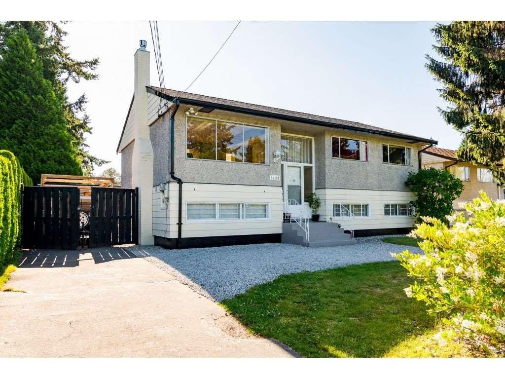 "Main Photo: 10170 127 Street in Surrey: Cedar Hills House for sale in ""ST HELENS PARK"" (North Surrey)  : MLS®# R2474944"