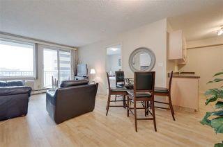 Photo 10: 504 10180 104 Street in Edmonton: Zone 12 Condo for sale : MLS®# E4222218