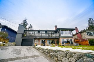 Photo 1: 919 N DOLLARTON Highway in North Vancouver: Dollarton House for sale : MLS®# R2136365