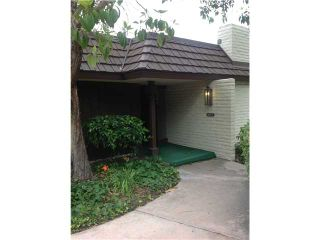 Photo 1: SAN DIEGO Condo for sale : 2 bedrooms : 4412 Collwood Lane