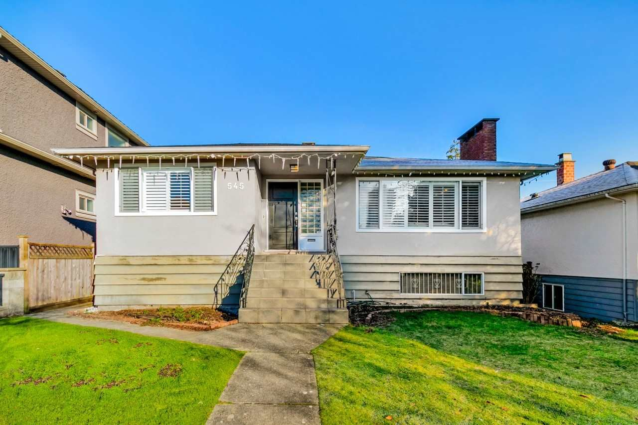 Main Photo: 545 W 63RD Avenue in Vancouver: Marpole House for sale (Vancouver West)  : MLS®# R2532064