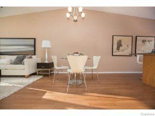 Photo 4: 152 Wainwright Crescent in WINNIPEG: St Vital Residential for sale (South East Winnipeg)  : MLS®# 1531945
