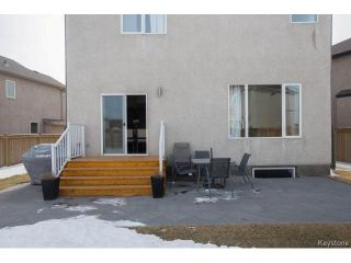 Photo 18: 198 Moonbeam Way in Winnipeg: Sage Creek Residential for sale (2K)  : MLS®# 1703291