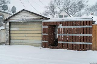 Photo 20: 603 Simcoe Street in Winnipeg: West End Residential for sale (5A)  : MLS®# 1728268