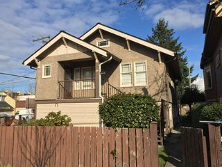 Photo 1: 727 E 26 Avenue in Vancouver: Fraser VE House for sale (Vancouver East)  : MLS®# R2143519