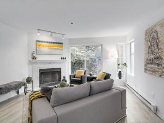 Photo 10: 106 888 W 13TH Avenue in Vancouver: Fairview VW Condo for sale (Vancouver West)  : MLS®# R2241076