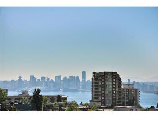 """Photo 9: # 605 140 E 14TH ST in North Vancouver: Central Lonsdale Condo for sale in """"SPRINGHILL PLACE"""" : MLS®# V861945"""