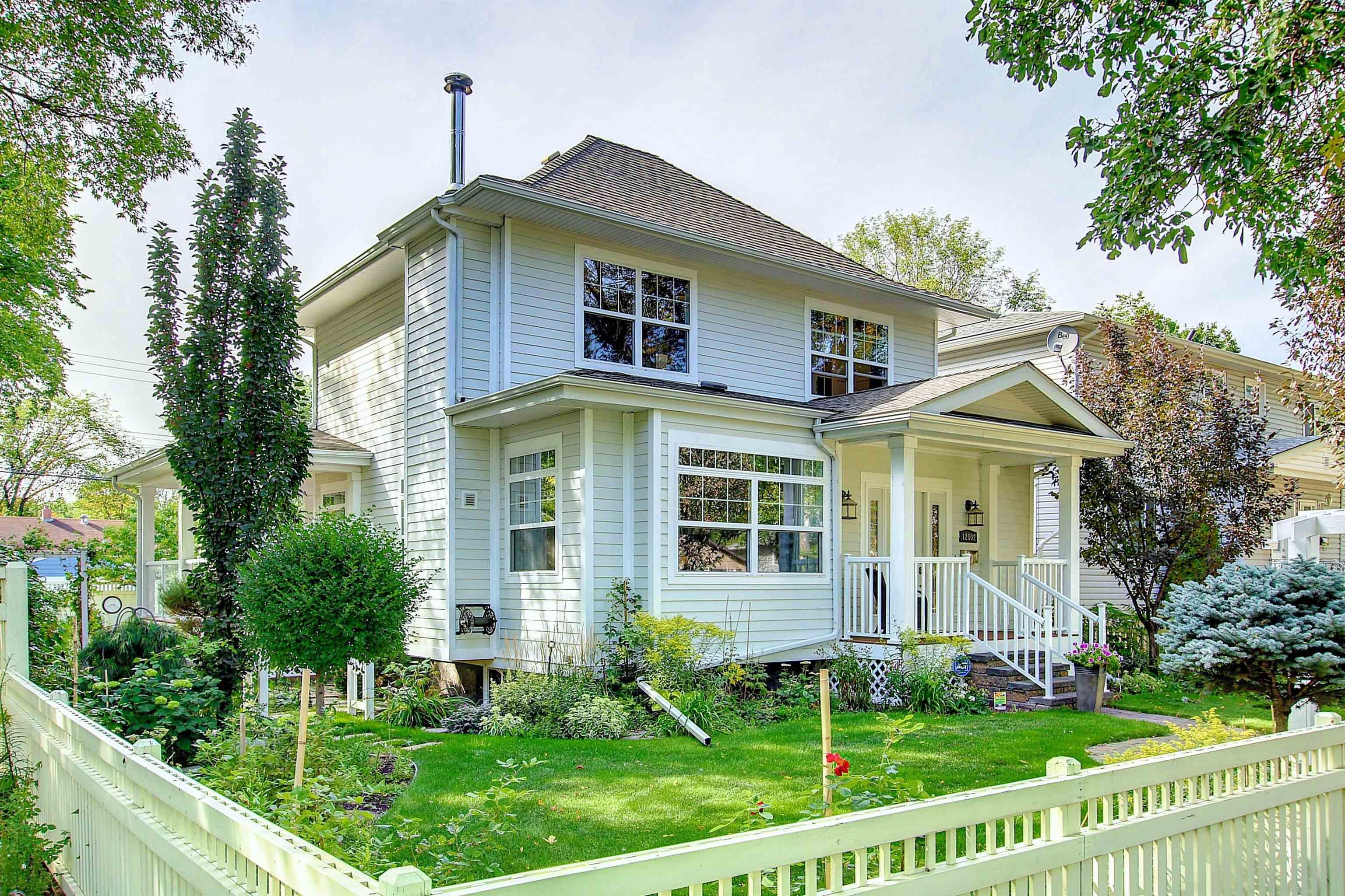 Main Photo: 12802 123a Street in Edmonton: Zone 01 House for sale : MLS®# E4261339