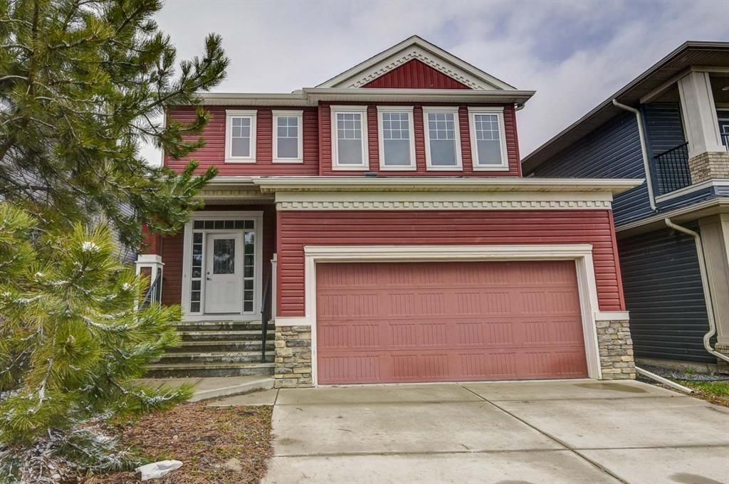 Main Photo: 402 EVANSTON Drive NW in Calgary: Evanston Detached for sale : MLS®# A1096888