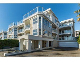"""Photo 1: 302 15367 BUENA VISTA Avenue: White Rock Condo for sale in """"The Palms"""" (South Surrey White Rock)  : MLS®# R2014282"""