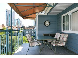 "Photo 10: 409 3065 PRIMROSE Avenue in Coquitlam: North Coquitlam Condo for sale in ""LAKESIDE TERRACE"" : MLS®# V1019920"
