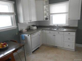 Photo 2: 813 Dominion Street in WINNIPEG: West End / Wolseley Residential for sale (West Winnipeg)  : MLS®# 1404052