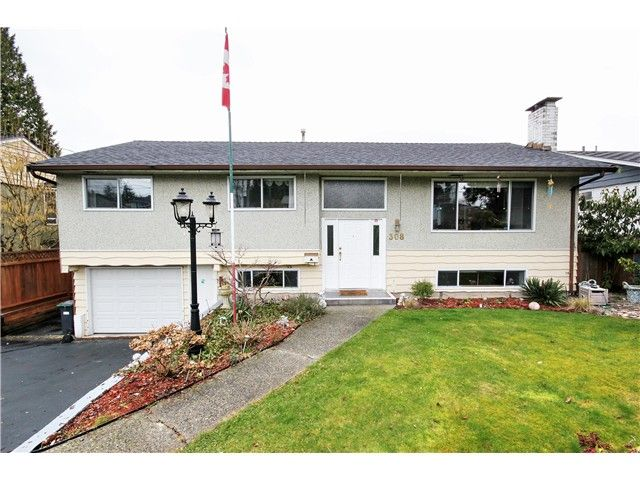 """Main Photo: 308 VALOUR Drive in Port Moody: College Park PM House for sale in """"COLLEGE PARK PORT MOODY"""" : MLS®# V993297"""