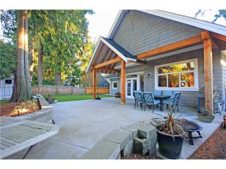 """Photo 20: 1128 TALL TREE Lane in North Vancouver: Canyon Heights NV House for sale in """"CANYON HEIGHTS"""" : MLS®# V1043343"""