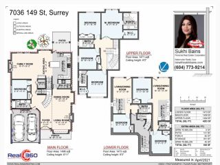 Photo 40: 7036 149 Street in Surrey: East Newton House for sale : MLS®# R2565142