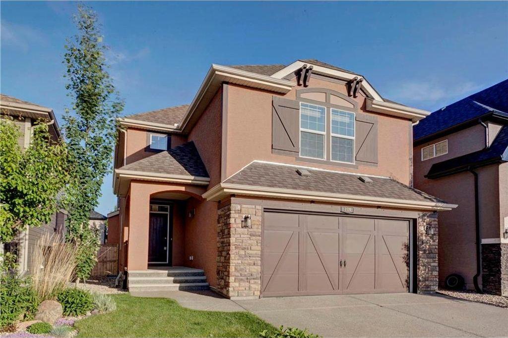 Main Photo: 280 MAHOGANY Terrace SE in Calgary: Mahogany House for sale : MLS®# C4121563