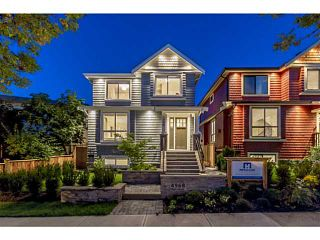 Photo 2: 4968 ELGIN Street in Vancouver: Knight House for sale (Vancouver East)  : MLS®# V1078480
