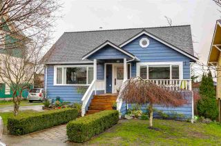 Photo 1: 1026 SEVENTH Avenue in New Westminster: Moody Park House for sale : MLS®# R2043656