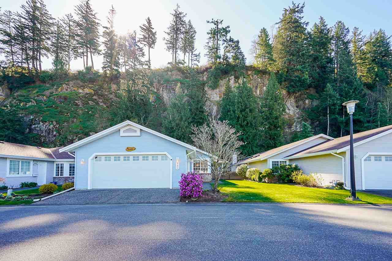 "Main Photo: 198 6001 PROMONTORY Road in Chilliwack: Vedder S Watson-Promontory House for sale in ""Promontory Lake Estates"" (Sardis)  : MLS®# R2563074"