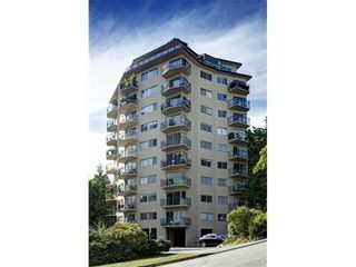 Photo 1: 801 1930 MARINE Drive in West Vancouver: Ambleside Home for sale ()  : MLS®# V978808
