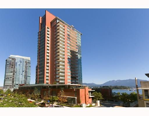 """Main Photo: 502 1169 W CORDOVA Street in Vancouver: Coal Harbour Condo for sale in """"ONE HARBOUR GREEN"""" (Vancouver West)  : MLS®# V723186"""