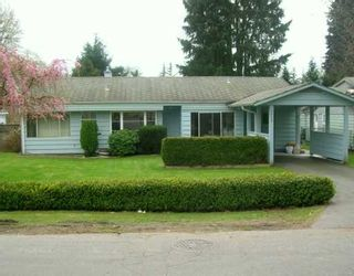 """Photo 1: 1615 MCBRIDE ST in North Vancouver: Norgate House for sale in """"NORGATE"""" : MLS®# V584733"""