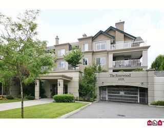 "Photo 1: 217 6359 198TH Street in Langley: Willoughby Heights Condo for sale in ""ROSEWOOD"" : MLS®# F2914367"