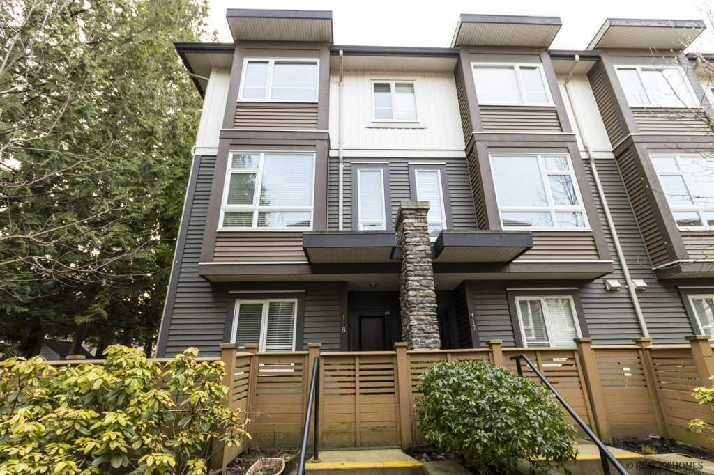 """Main Photo: 118 5888 144 Street in Surrey: Sullivan Station Townhouse for sale in """"One144"""" : MLS®# R2544597"""